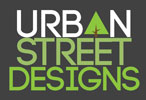 urban street designs logo